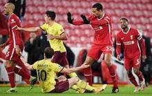 Liverpool: Bước lùi của nhà vô địch