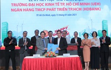 HDBank ký hợp tác chiến lược với các trường đại học