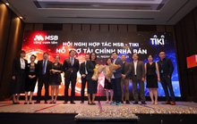MSB hợp tác với Tiki phát triển dịch vụ tài chính – ngân hàng