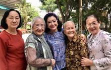 NSND Kim Cương mang Tết sớm đến Khu dưỡng lão Nghệ sĩ