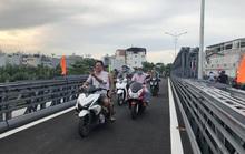 Đề nghị xử nghiêm xe tải vi phạm qua cầu thép An Phú Đông