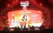 Bia Việt mang Vạn lời chúc như ý đến mọi miền Tổ quốc