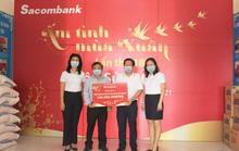 Sacombank chi 4,8 tỉ đồng làm ấm tình Xuân Tân Sửu 2021