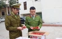 Bắt 1,2 tấn hồng sấy dẻo nhập lậu, món ăn đắt hàng dịp Tết Nguyên đán