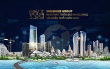 """Sunshine Group được vinh danh """"Nhà phát triển BĐS hạng sang tiêu biểu nhất năm 2020"""""""
