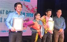 Ái Như, Mỹ Hằng, Võ Thành Phê, Ngọc Trinh đón Tết sớm với giải thưởng sân khấu