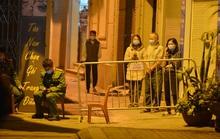 Cách ly ngõ phố ở Hà Nội có ca dương tính liên quan tới bệnh nhân 1552