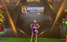 Sena Minh Anh thần tượng Fashionista của giới trẻ trong tương lai