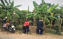 1 phụ nữ Việt và người đàn ông Nigeria vi phạm quy chế biên giới