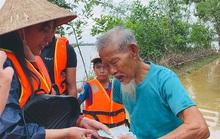 Đề xuất mới cho phép cá nhân được vận động, tiếp nhận tiền ủng hộ lũ lụt