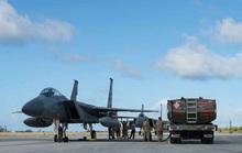 Mỹ điều chiến đấu cơ đón lõng tên lửa Trung Quốc?