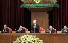 Bầu Bộ Chính trị khóa XIII gồm 18 thành viên