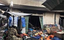 Hỏa hoạn ở chợ Bình Triệu- TP Thủ Đức lúc rạng sáng
