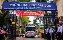 Ấm áp chuyến xe đoàn viên đưa sinh viên về quê đón Tết