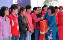 Hải Phòng: 90 chuyến xe đưa công nhân về quê đón Tết