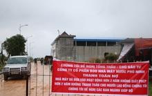 Nhà máy nước Phú Ninh bị đòi nợ 130 tỉ đồng