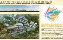 Bầu Hiển đầu tư phố châu Âu tại Đắk Lắk
