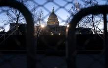 Giờ G sắp điểm: Nghị sĩ Mỹ được hướng dẫn dùng đường hầm khẩn cấp