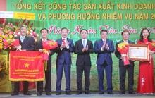 TẬP ĐOÀN CÔNG NGHIỆP CAO SU VIỆT NAM: Thu nhập bình quân của người lao động tăng 7,9%