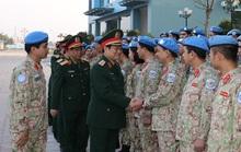 Sĩ quan Việt Nam thi đỗ vào cơ quan hoạch định chính sách của Liên Hiệp Quốc