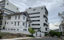 Trảm 15 biệt thự ở dự án cao cấp Ocean View Nha Trang