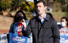Đảng Dân chủ thắng 2 ghế Georgia, giành ưu thế ở Thượng viện Mỹ