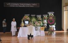 Những hình ảnh tại lễ tang nhạc sư Nguyễn Vĩnh Bảo