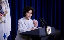 Hàng loạt quan chức từ chức sau vụ bạo loạn ở quốc hội Mỹ