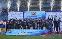 Hà Nội FC giành Siêu cúp Quốc gia