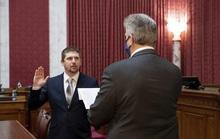 Nhà lập pháp Mỹ quay cảnh xông vào quốc hội bị buộc tội