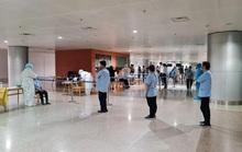 Đã có kết quả xét nghiệm 30 người tiếp xúc nhân viên sân bay mắc Covid-19