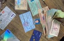 Nhặt được ví có gần 10 triệu đồng, đại úy quân đội đăng facebook tìm người đánh rơi