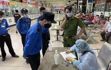 Lấy 200 mẫu xét nghiệm ngẫu nhiên Covid-19 tại Bến xe Miền Đông ngày 30 Tết