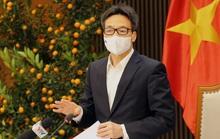 Phó Thủ tướng Vũ Đức Đam: Giữ được Tết an lành trong điều kiện bình thường mới