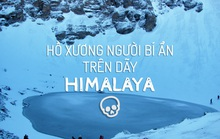 [eMagazine] Hồ xương người bí ẩn trên dãy Himalaya