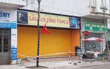 Thông báo khẩn về nhân viên nhà hàng Lẩu ếch Cổng Vàng cơ sở 2 nghi nhiễm Covid-19