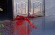 Nhà nguyên trưởng Phòng Giáo dục bị tạt sơn đêm mùng 1 Tết