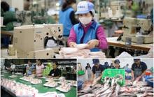 Thuỷ sản, dệt may, da giày tăng tốc xuất khẩu từ đầu năm