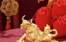 Trước ngày Thần Tài, trâu vàng 9999 tràn ngập thị trường
