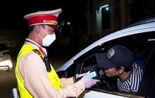 Tước giấy phép lái xe 84 trường hợp uống rượu, bia dịp Tết Tân Sửu