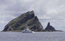 Nhật Bản phản ứng mạnh hành động của tàu hải cảnh Trung Quốc