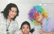 Kỳ nữ Kim Cương khởi động chương trình chăm sóc bệnh nhi ung thư