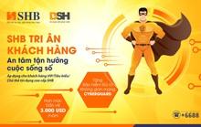 SHB tặng khách hàng cao cấp bảo hiểm an ninh mạng CyberGuard với hạn mức 3.000 USD/năm