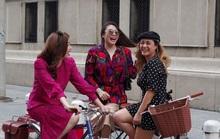Mốt chơi xe đạp của người trẻ TP HCM