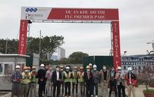 Các công trường trọng điểm của FLC dồn dập thi công xuyên Tết Tân Sửu