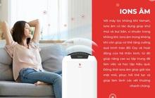 Vì sao máy lọc không khí có ION âm là lựa chọn tốt nhất?