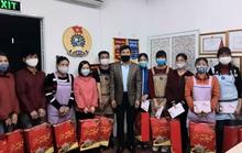 Hà Nội: Đoàn viên khó khăn an tâm đón Tết