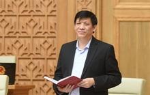 Bộ trưởng Bộ Y tế: Dịch Covid-19 ở Hà Nội có thể kéo dài hơn dự kiến