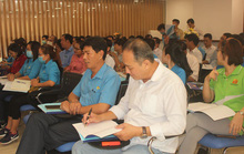 Chủ động giải quyết đơn thư khiếu tố của người lao động