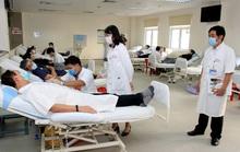 Thừa Thiên - Huế: Người lao động hiến máu đầu Xuân